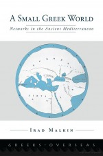 A Small Greek World Networks in the Ancient Mediterranean