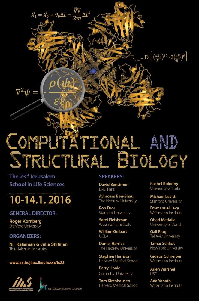 2016 Life Sciences school poster